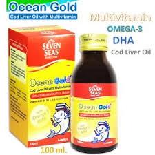 seven seas cod liver oil multi vitamin