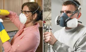 Types of Respirator Masks - The Home Depot