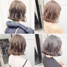パーマ フェミニン 簡単ヘアアレンジ ヘアアレンジlano By Hair ボブ