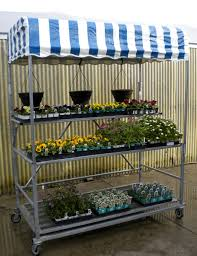 Flower Display Stand For Sale Floral Display Rack Sale Kelly's Color Nursery Inc 26