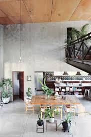 Industrial Home Design Plans Open Plan Interior With Mezzanine Home Decor Bedroom