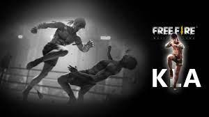 Kla Character Free Fire Muay Thai ...