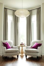 Window Treatment For Bay Windows In Living Room 17 Best Ideas About Bay Window Curtains On Pinterest Bay Window