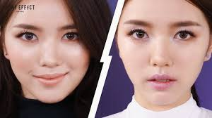 pony effect matte vs shimmer eye makeup look tutorial you