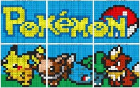 Best pokemon coloring pages for kids do give us your feedback about the fun your child had while coloring these free printable pokemon coloring pages online? Pokemon Color By Number Coloring Squared