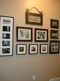 ImagineCozy: Arranging Photos on the Wall *the family sign is a nice touch