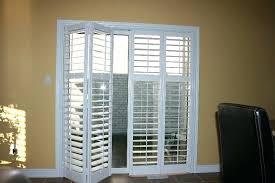 sliding door wood blinds sliding wooden shutters for patio doors door designs sliding glass door faux sliding door wood blinds