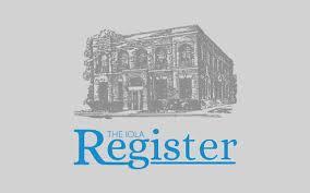 Ivan Elliott - The Iola Register
