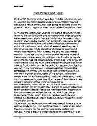 autobiography model essay my autobiography essay example for studymoose com