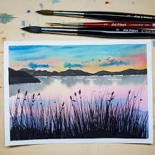 Aquarellmalen Instagram Photos And Videos
