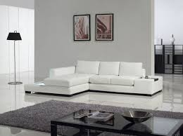White Modern Living Room Furniture Sofa Extraordinary Modern Leather Couches 2017 Ideas Designer