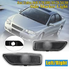 Front Side Marker Light Us 7 48 25 Off Left Right Turn Signal Light For Fender Front Side Marker Light Lamp 30722641 30722642 For Volvo S60 V70 S80 Xc70 Xc90 2001 2009 In
