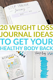 Free Weight Loss Journal Tosya Magdalene Project Org