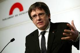 Resultado de imagen para El expresidente de la Generalitat, Carles Puigdemont,