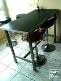 Ikea Table Bar Bar Table And 4 Bar Stools Ikea Table Bar Utby