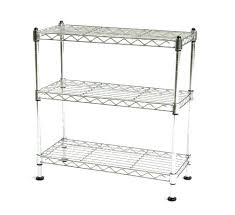 seville metal shelving classics 3 shelf cabinet organizer by by inch steel wire seville metal shelving seville metal shelving classics