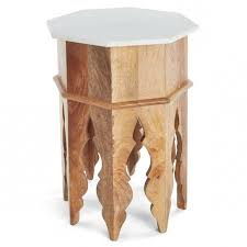 marvelous furniture for living room by using moroccan side table