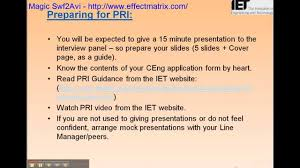 iet chartered engineer the professional review interview iet chartered engineer the professional review interview