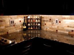 glass tile kitchen backsplash idea design inspiration
