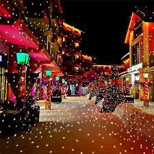 outdoor christmas lighting. Outdoor Light Projectors Christmas Lovely Thrisdar Ip65 Moving Snow Garden Laser Projector Lamps Lighting