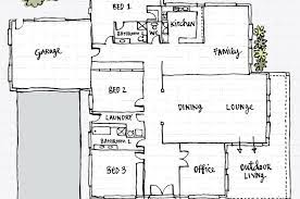a floor plan and can you build a house