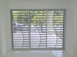 Modern Sliding Glass Door Designs Fancy Modern Sliding Glass Doors House Window Grill Large