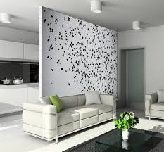 bedroom interesting cool wall decorations cool wall decor for guys living room flying birds decoration