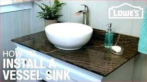 remove bathroom countertop vanity how to replace and sink replacing a best cabinet installing granite