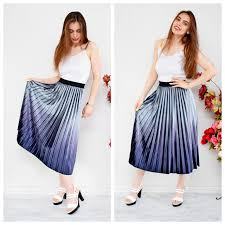 REALEFT <b>Autumn Women Velvet</b> Elegant Pleated Long Skirts ...