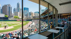 Bb T Ballpark Home Of The Charlotte Knights Barton Malow