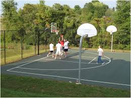 Definitive Guide To Pickleball Court Construction At Backyard Tennis Court Cost