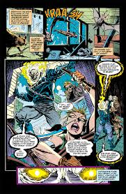 comic book lighting. Nightstalkers (1992-1994) #1 Comic Book Lighting