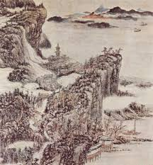 chinese painting from 1664 by the qing dynasty painter kun can chinese anese painting qing dynasty chinese painting and paintings