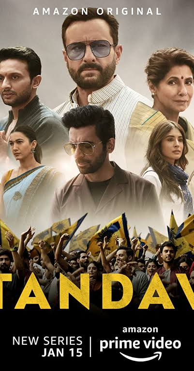 Tandav (2021) Watch Now
