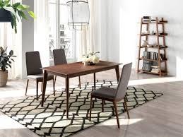 modern furniture dining room. Stylish \u0026 Modern Extending Walnut Dining Table By Porto Lujo Furniture Room W