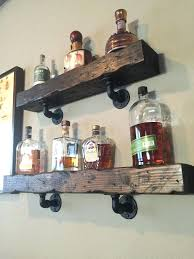 bar shelf ideas wall shelves design modern for liquor bottles throughout bar with diy bar shelf