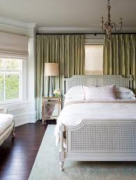 gray and green bedrooms