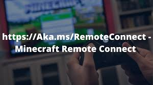 https://Aka.ms/RemoteConnect - Minecraft Remote Connect on Xbox,  Playstation and Nintendo - Marketedly