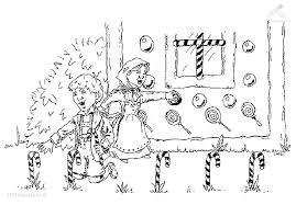 Kleurplaat Fantasie Hans En Grietje Hans En Grietje Knabellen