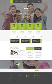 High School Promotion Wordpress Theme 51770