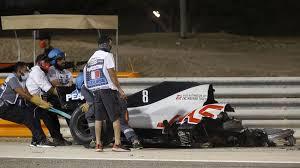 Vor 40 jahren raste jochen rindt in monza in die leitplanken. Formel 1 Diskutiert Nach Grosjeans Horror Crash Uber Sicherheit Motorsport Formel 1