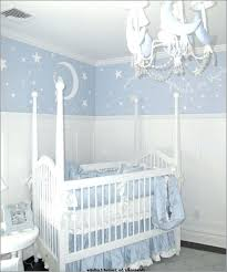moon and stars baby bedding moon and stars baby blue nursery crib