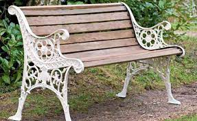 how to re a garden bench real homes