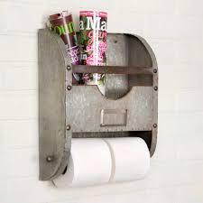 com industrial nameplate bathroom caddy galvanized metal home kitchen