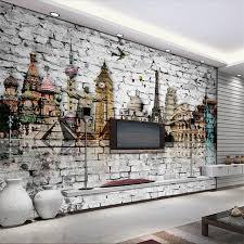 Beibehang Aangepaste Behang 3d Stereo Foto Muurschilderingen