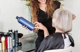 hair s in the salon