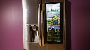 lg lfxc24796d instaview door in door counter depth refrigerator review the biggest knock on this fridge is the