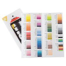 Kobra Color Chart Super Deal Kobra Lp Color Chart Super Deal Graffitibox