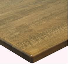 h d commercial seating twd3636 36 x 36 solid wood restaurant table top w finish options