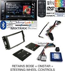 pioneer avh x2700bs wiring harness pioneer image pioneer double din dvd cd player car radio install mount kit on pioneer avh x2700bs wiring